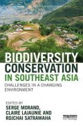 Book Release: Biodiversity Conservation in Southeast Asia // Challenges in a Changing Environment